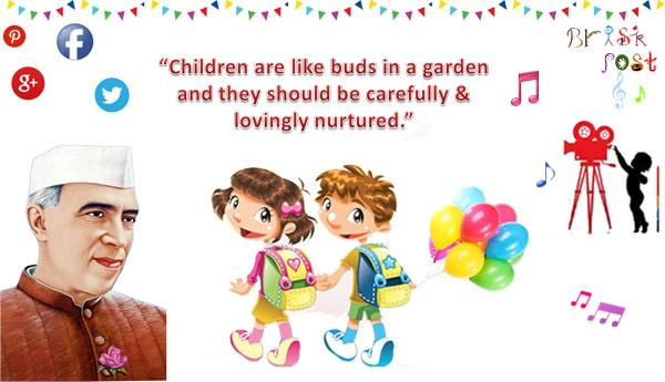 Best Quotes About Children By Pandit Jawaharlal Nehru