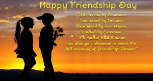 Happy Friendship Day Quotes